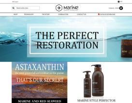 Marine - מותג אקסלוסיבי של מוצרי שיער